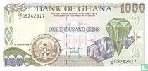 Ghana 1.000 Cedis 1995
