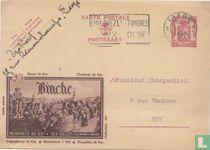 Postcard - Publibel Binche