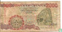 Ghana 2.000 Cedis 1999