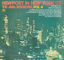 Newport in New York '72 The Jam Sessions, Vol 4