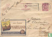 Postcard Publibel Maryland