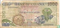 Ghana 1.000 Cedis 1993
