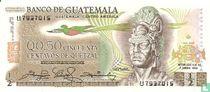 Guatamala 1/2 Quetzal
