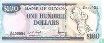 Guyana 100 Dollars ND (1999)