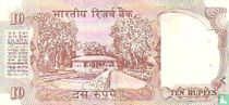 India 10 rupees (D)