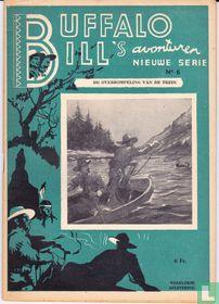Buffalo Bill's avonturen nieuwe serie 6