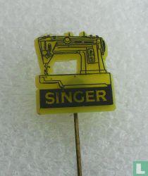 Singer [zwart op geel]