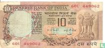 India 10 rupees