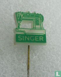 Singer [groen op wit]