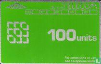 BT Phonecard 100 units