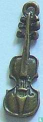 Geige kupferfarben
