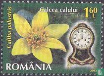 Bloemen en uurwerken