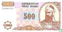 Azerbeidzjan 500 Manat