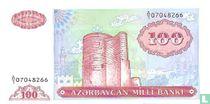 Azerbeidzjan 100 manat