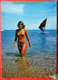 'Plaisirs de la Mer' ('Plezier vanuit  Zee'.)