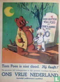 Tom Poes is niet dood, hij leeft!