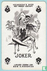 Joker, Belgium, Heineken's Flesschenbier, Speelkaarten, Playing Cards