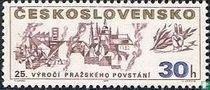 25 Jahre Prager Aufstand