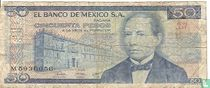 Mexico 50 Pesos   <<>>>