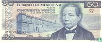 Mexico 50 Pesos    <<>>