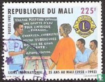 35 years Lions Club in Mali