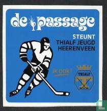 ijshockey Heerenveen : Thialf jeugd