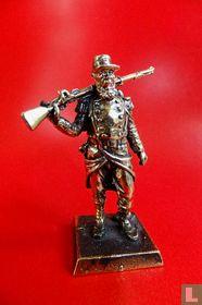 Franse InfanterieSoldaat Krimoorlog 1853-1856