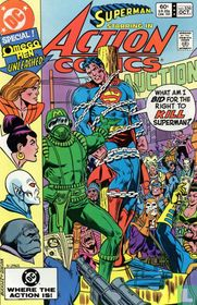 Action Comics 536