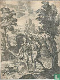 De dialoog tussen Lycidas en Moeris