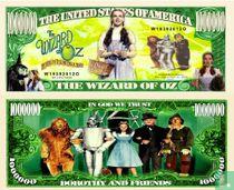 The Wizard of OZ biljet