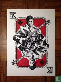 B. B. King Vermelho