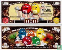 M&M's biljet