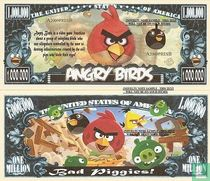 ANGRY BIRDS - BAD PIGGIES