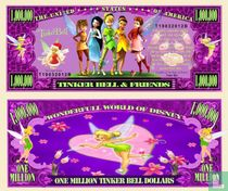 TINKERBELL and Friends biljet