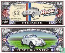 HERBIE fully loaded biljet