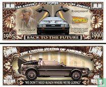 BACK to the FUTURE biljet