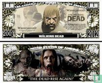 the WALKING DEAD biljet