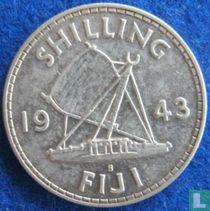 Fiji 1 shilling 1943