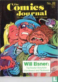 The Comics Journal 89