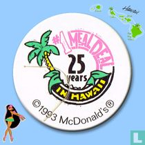 25 years in Hawaii