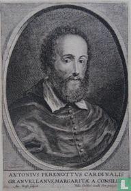 Antonius Perenottus Cardinalis Granvellanus, Margaritae a Consiliis