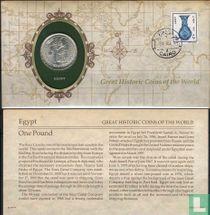 Ägypten 1 Pfund 1976 Numisletter