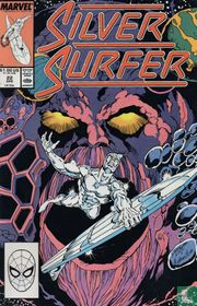 The Silver Surfer 22