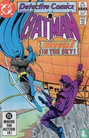 Detective Comics 519