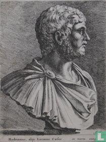 Hadrianus, alijs Licinius Caesar. ex. marm. antiq.