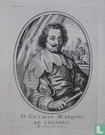 D. GUZMAN MARQUIS DE LEGANES.