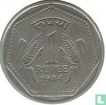 Inde 1 roupie 1984 (C)