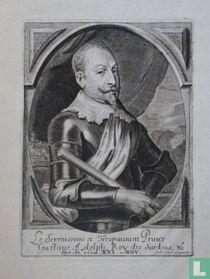 Le serenissime et Trespuissant Prince Gustave Adolph, Roy, des Suedois, &a.