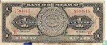 Mexico 1 peso