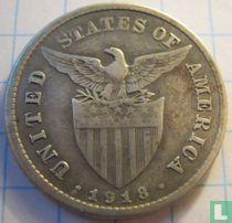 Filipijnen 20 centavos 1918